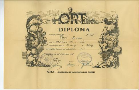 weaving diploma